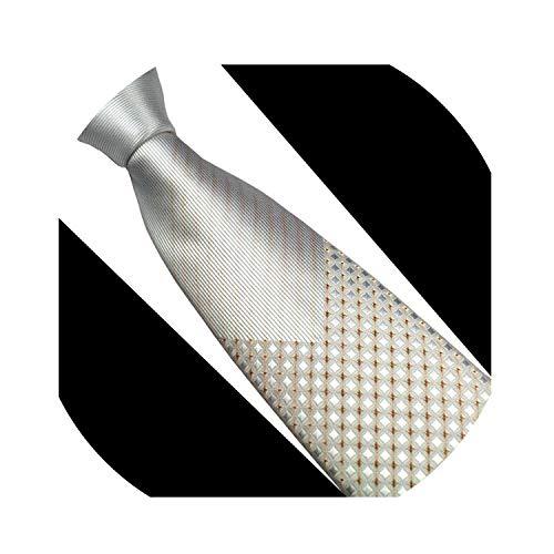 Dusk Fort Dünne Männer Krawatte Blumenpunkt-Krawatten Hombre 6 cm dünne Krawatte klassische Geschäfts-Krawatte, 08 - Salbei Grüner Farbstoff