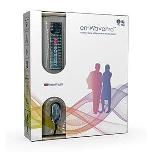 41wA9DAvpQL. SS300  - HeartMath emWave Desktop Stress Relief System for MAC/PC Including Ear Sensor
