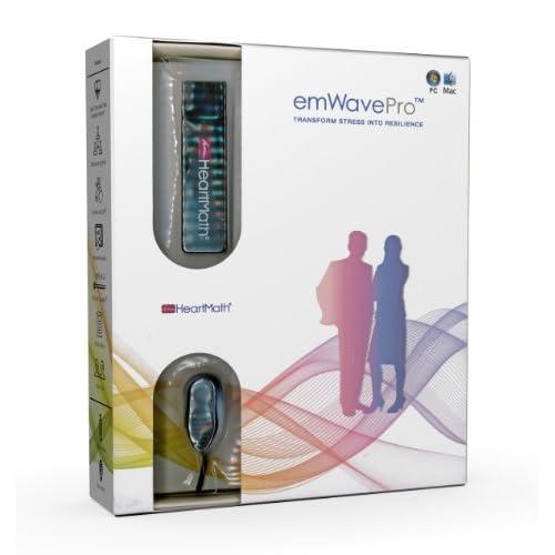 41wA9DAvpQL. SS500  - HeartMath emWave Desktop Stress Relief System for MAC/PC Including Ear Sensor