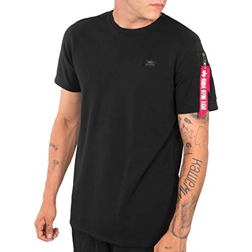 Alpha Industries X-Fit Heavy T-Shirt Schwarz S -