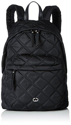 Gerry Weber Damen Winter Kiss Backpack Mvz Rucksackhandtasche, Schwarz (Black), 14 x 34.5 x 26 cm