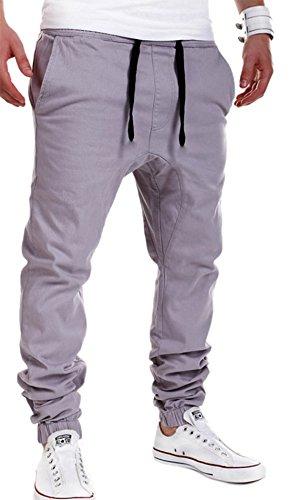 mens-running-pants-track-jogger-jogging-sweatpants-sport-trousersgreyxl