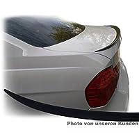 Hecklippe Spoiler Heckspoiler Kofferraum Lippe für BMW E90 Limousine