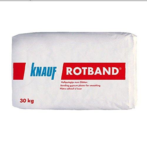Knauf Haftputzgips ROTBAND