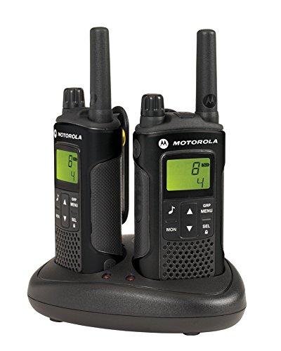 Motorola-XT180-2-Way-PMR446-Walkie-Talkie-Radio-Black-Pack-of-2