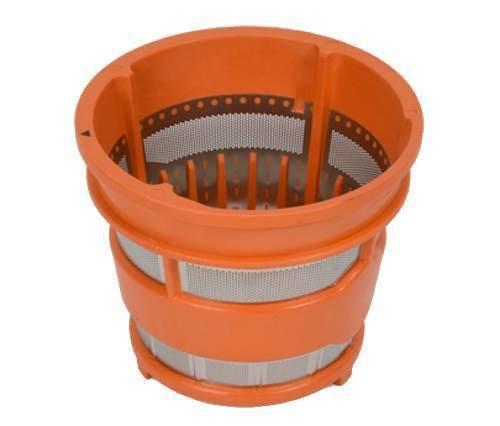 Moulinex Filtre-tamis orange pour centrifugeuse Infiny Juice ZU255 ZU258