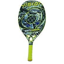 Vision Pala de Tenis Playa White Carbon UNIKA 2019