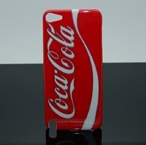 HARRISTA CASE® / Coque étui rigide Pour Ipod Touch 5 Coca Cola / en Rouge