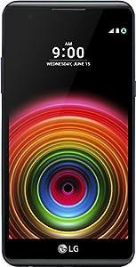 LG X Power Smartphone (13,5 cm (5,3 Zoll) Display, 16 GB Speicher, Android 6.0) titan