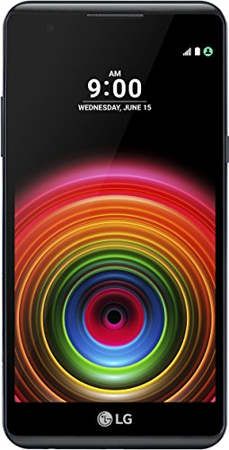LG X Power Smartphone (13,5 cm (5,3 Zoll) Display, 16 GB Speicher, Android 6.0) titan