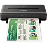 Canon PIXMA iP110 Inkjet Printer with Battery