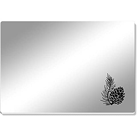 'Pine Cone' Mirror Acrylic Table Placemat (CR00069332)
