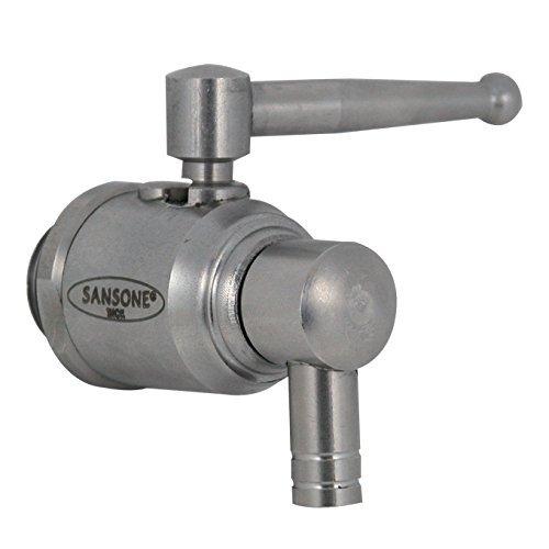 Samson Zapfhahn 1/2 '' Edelstahl-Behälter für Öl Stahl