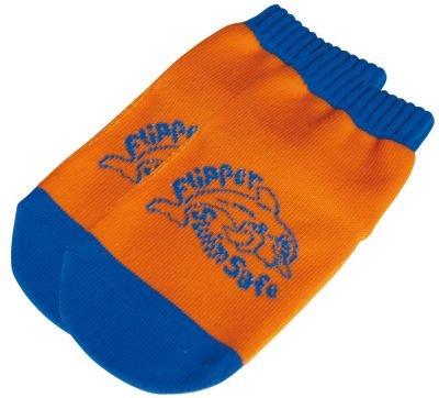 240461 Flipper Swim Safe Aqua Socken Gr. 31-34 für Kinder, Antirutsch, 1 Paar
