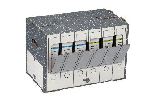 Ordner-Archiv-Box Als 10-er Set erhältlich (Art.23852998)