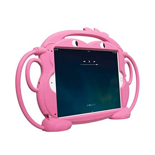 Ipad Air Hülle, CHINFAI Doppelseitiger AFFE Cartoon Shockproof Silikon Tablet Schützende Haut, Freistehende Kinder Fall Deckung für iPad 9.7 Zoll 5th/6th/Pro/Air/Air2 Tablet