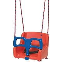 Kettler Hollow Chamber Seat (Red/Blue) by Kettler