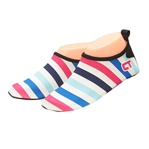 Kinder Strand Schuhe Sportschuhe Wasser Schuhe Soft Schuhe Indoor Schuhe Socken Schuhe Mehrfarbig