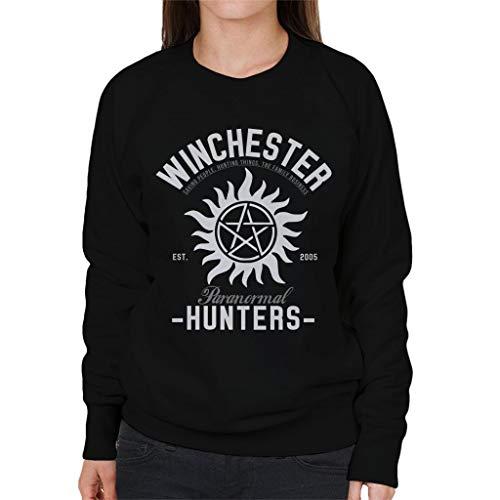 Cloud City 7 Winchester Paranormal Hunters Women's Sweatshirt - Sweatshirt Jumper Hunter