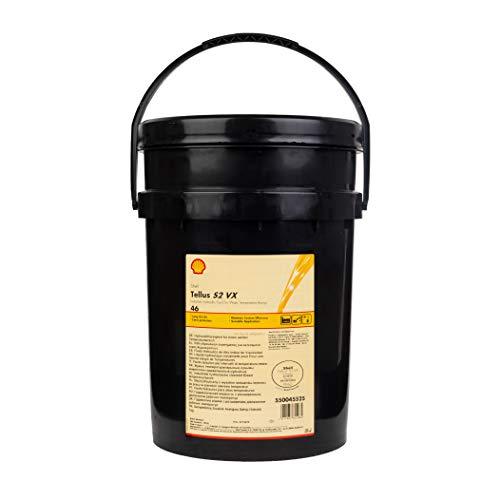 Shell 550045525 Tellus S2 V 46 Industrial Fluid Hydraulic