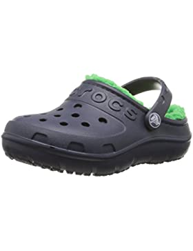 Crocs Hilo Lined Clog Kids - para Niñas