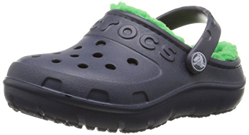 Crocs Unisex Kids Hilo Lined Clo Clogs