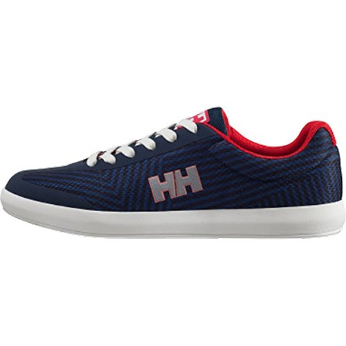 Helly Hansen Overhand, Chaussures de Sport Homme Bleu - Azul (597 Navy / Night Blue / Off Wh)
