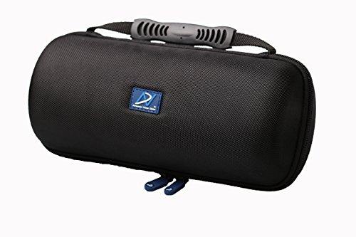 Tasche Tragetasche Schutzhülle Reise-Schutzkoffer für Bose SoundLink Revolve+ PLUS Bluetooth Lautsprecher und Ladeschale