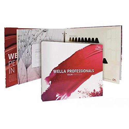 Wella Professionals Portfolio Technikfarbkarte
