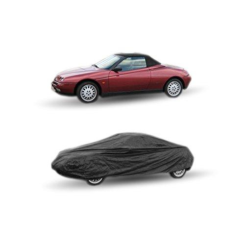 Autoabdeckung Car Cover für Fiat Barchetta   Autoplane für Sommer & Winter zum Schutz gegen Vogeldreck, Baumharz, Staub