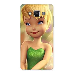 Special Tin Cure Girl Back Case Cover for Samsung Galaxy A5