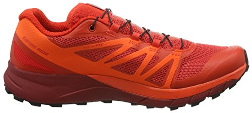 Salomon Sense Ride Chaussure Course Trial - SS18 Orange