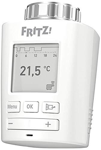 FRITZ!DECT 301 (Intelligenter Heizkörperregler für das Heimnetz, für alle gängigen Heizkörperventile und FRITZ!Box mit DECT-Basis, FRITZ!OS ab Version 6.83)