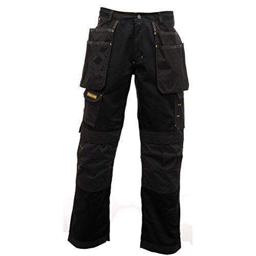 Regatta - Pantaloni da Lavoro - Uomo (44/S EU) (Nero)