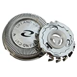 Luoxxxka 3 X Replacement Shaver Head Blade Cutter Heads For Philips Norelco HQ4 HQ58 HQ80 HQ56