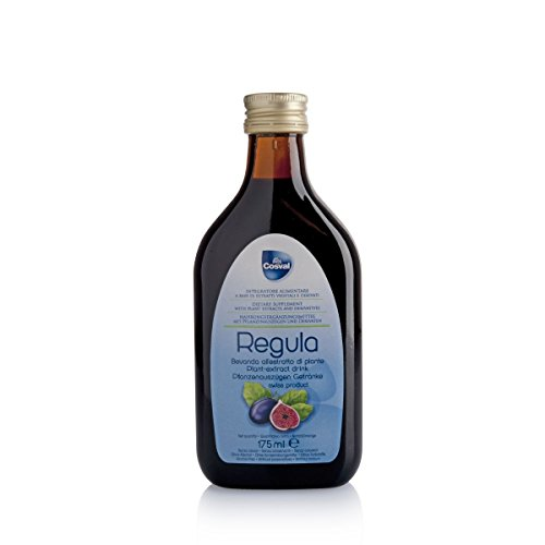 Nahrungsergänzungsmittel Magen Darm a base di piante e derivati regula sciroppo 175 ml