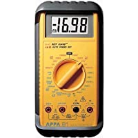 Multimetro industriale solido Appa® 91