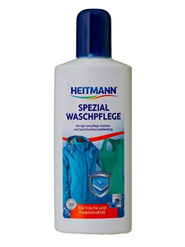 Heitmann 3545 Spezial Waschpflege für Membran- und Funktionskleidung 250ml (ALC20)