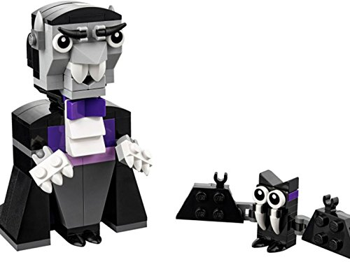 Review: Lego Halloween Vampire And Bat Review (Lego Halloween Vampire)