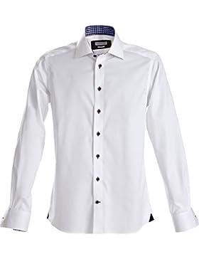 CreativeMinds UK - Camisa formal - para hombre
