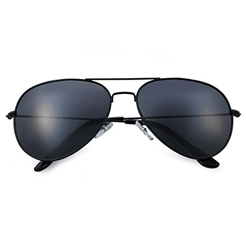 Yveser Polarisierte Sonnenbrille Pilotenbrille für Männer und Frauen Yv3026