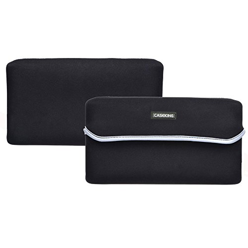 Price comparison product image Bose SoundLink Bluetooth Speaker III sleeve, Casetop Black Color Soft Neoprene Carrying Travel Sleeve Case Bag for Bose SoundLink Bluetooth Speaker III