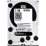 WD Desktop Black 1 TB interne Festplatte WD1003FZEX (8,9 cm (3,5 Zoll), 6Gb/s 64 MB, 7200 rpm interne HDD, RoHS konform)