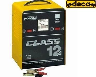 Caricabatterie 9,0 Amp 12/24 Volt Deca - CLASS 12A