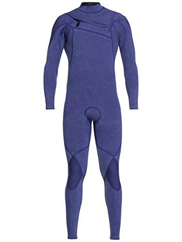 Quiksilver Herren Neoprenanzug 3/2 Highline Ltd Monchr Azip GBS Neoprenanzug Fleece Full Zip Suit