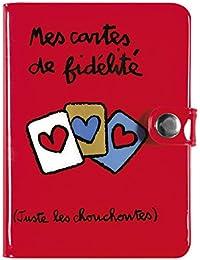 Porte-cartes Les chouchoutes - Rouge - DLP