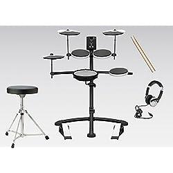 Roland V-Drums TD-1KV Electronic Drum Kit With Stool, Sticks, Headphones