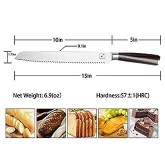 Brotmesser Bild