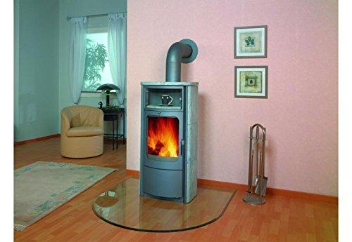 Preisvergleich Produktbild HARK Kaminofen Opera-B, Naturstein, 7 kW, Dauerbrand, Automatik