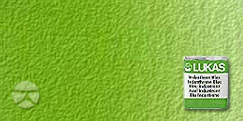 Lukas STUDIO Aquarellfarben, 1/2 Napf, 1444 Saftgrün